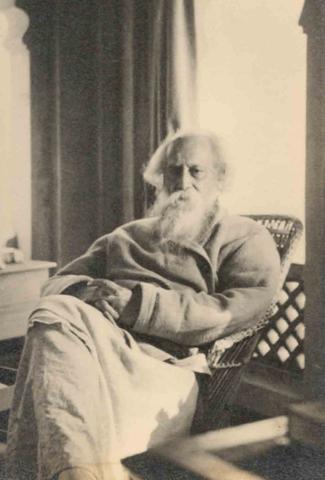 Rabindranath, the Universal man