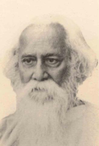 Rabindranath Tagore - A Portrait