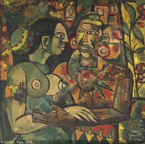 souza lovers 1949