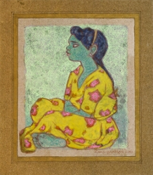 The girl from Obeshwar