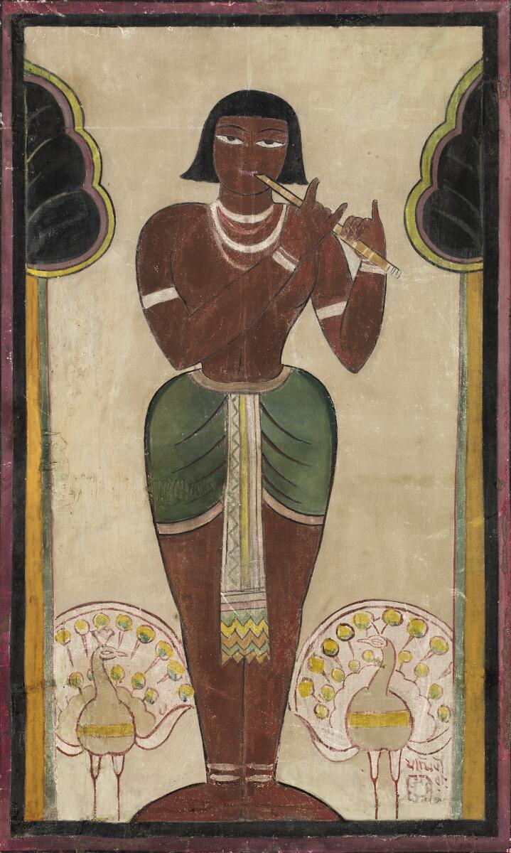 Untitled (Krishna)