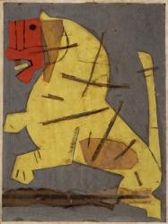 Untitled (Lion)
