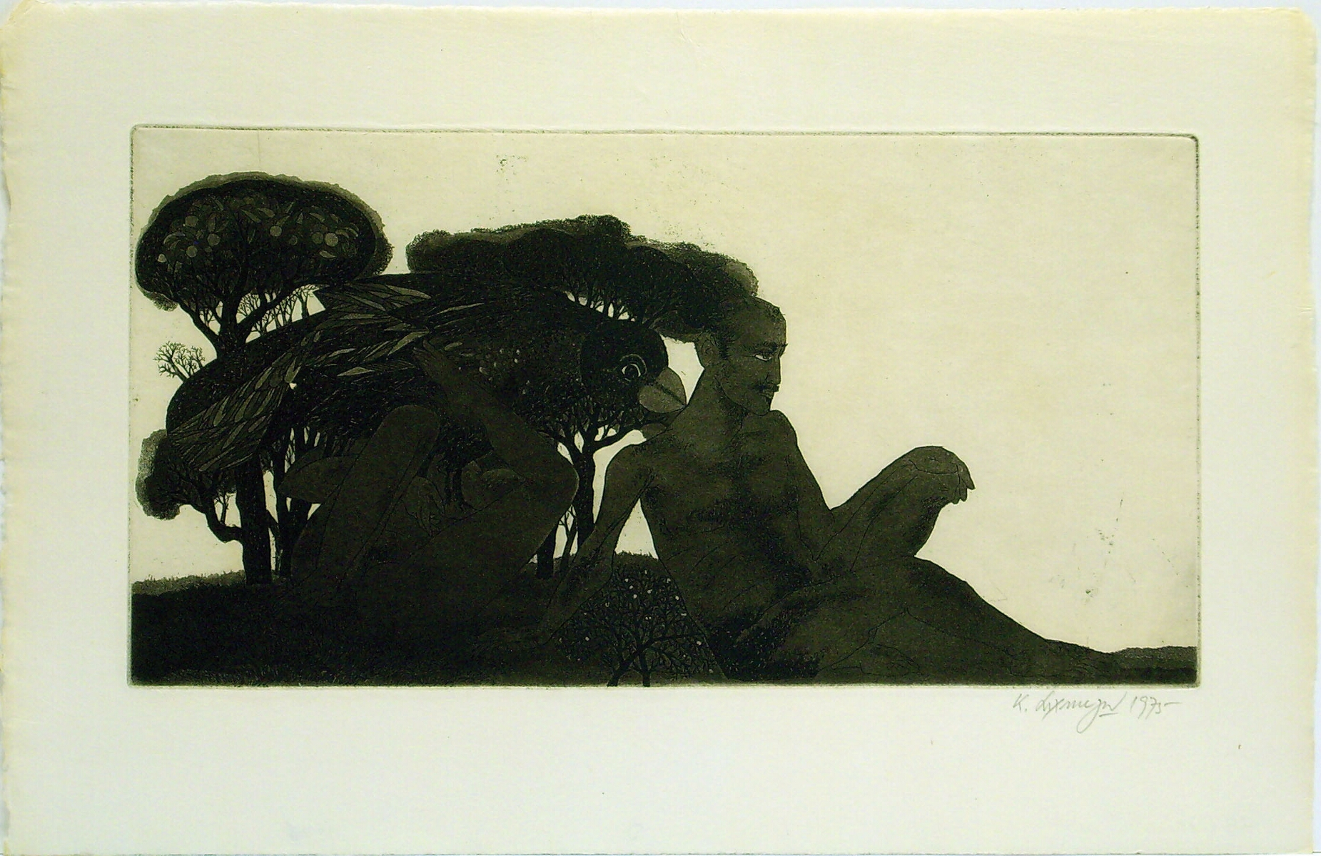 Untitled (Circa 1970)