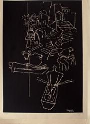 Benaras Portfolio (8) (1973)