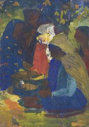 Untitled (Village women)
