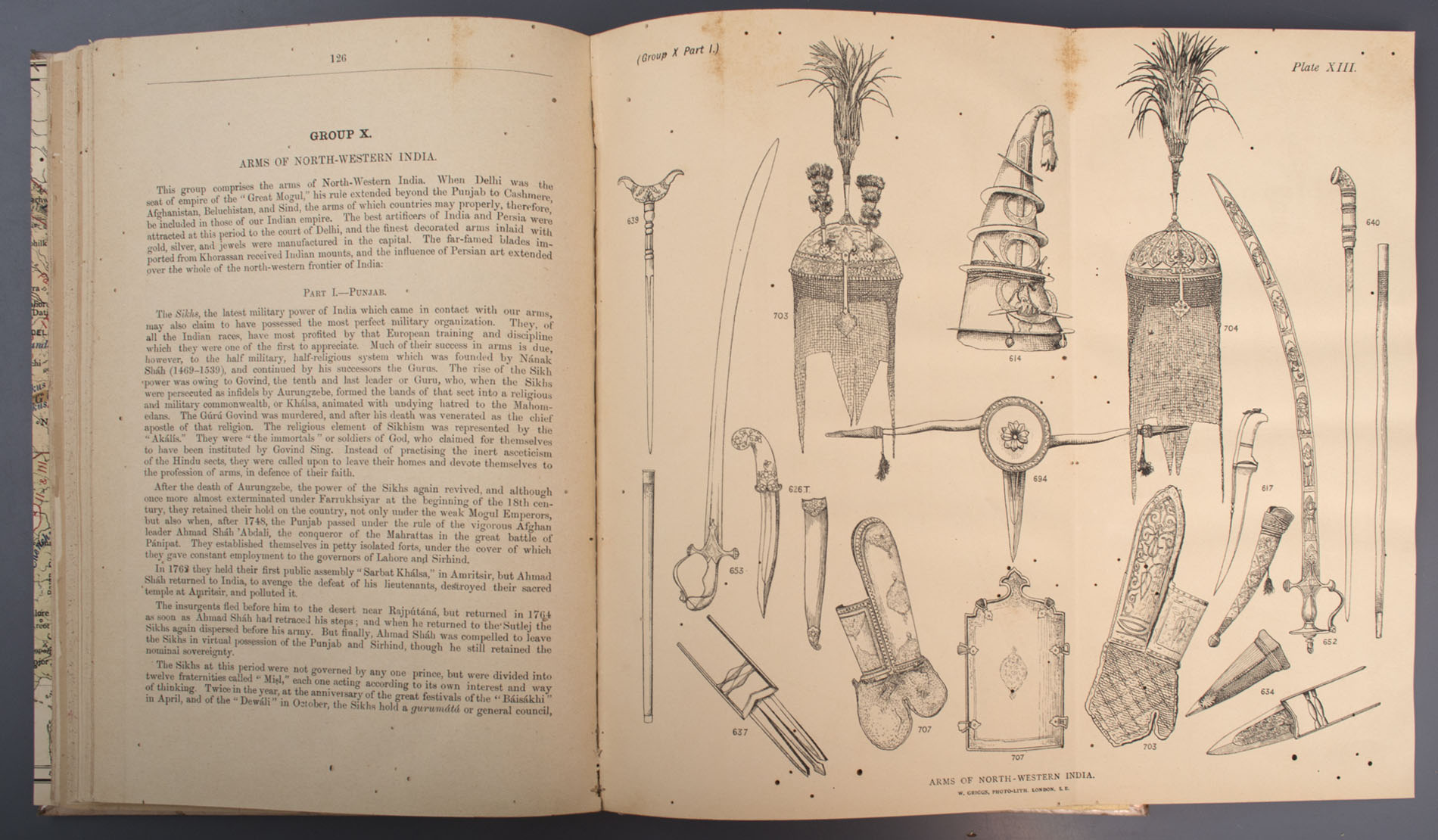 An Illustrated Handbook of Indian Arms