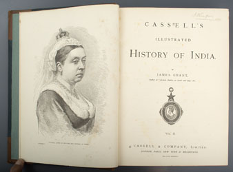 Cassell's History of India