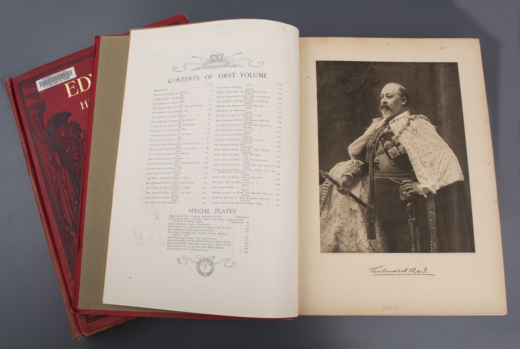 Edward VII: His Life and Times