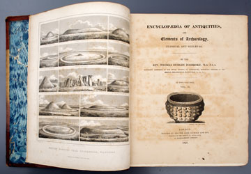 Encyclopedia of Antiquities, and Elements of Archaeology, Classical and Mediaeval.