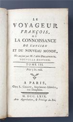 Le Voyageur Francois