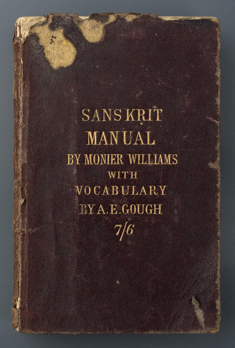 Sanskrit Manual