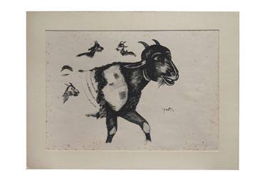 UNTITLED (Goats)