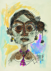 UNTITLED (Woman)