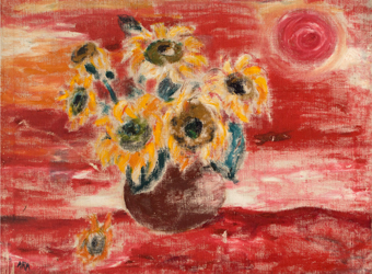 UNTITLED (Flower Vase)
