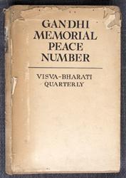 Gandhi Memorial Peace Number
