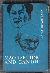 Mao Tse-Tung and Gandhi