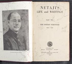 Netaji's Life and Writings