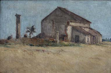 ABANDONED HOUSE IN GOPALPUR