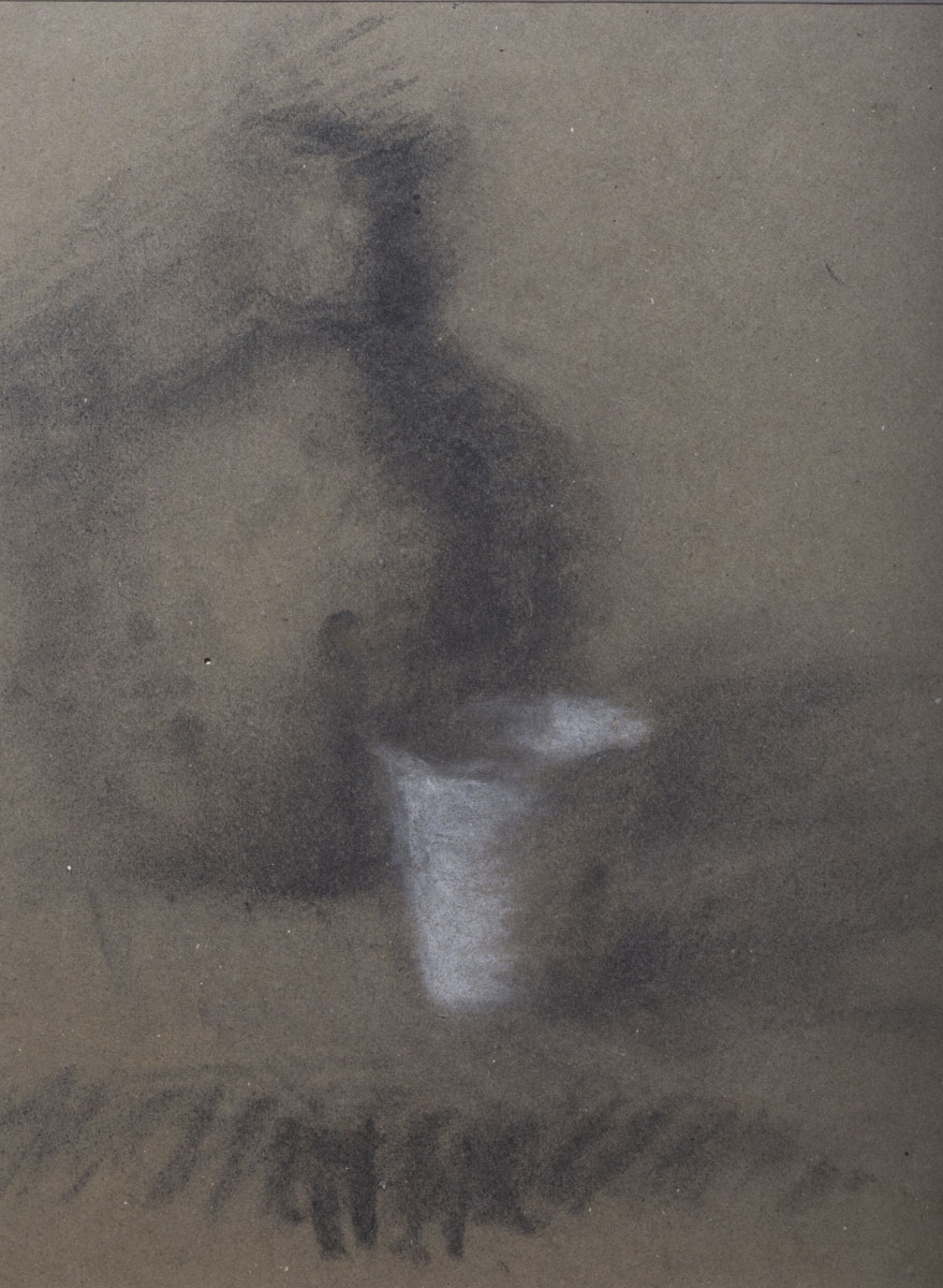 STILL LIFE - PITCHER AND TUMBLER