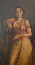 SHANTABAI (Annasaheb's Wife)
