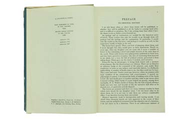 GLIMPESES OF WORLD HISTORY (SIGNED BY INDIRA GANDHI)
