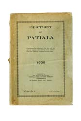 INDICTMENT OF PATIALA