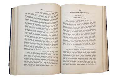 SPEECHES OF BHULABHAI DESAI 1934-1938