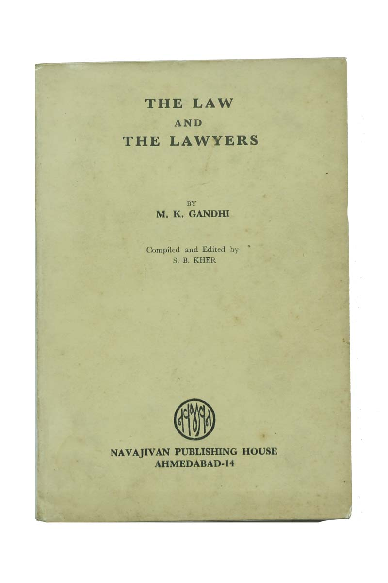THE LAW AND LAWYERS