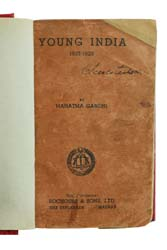 YOUNG INDIA 1927-1928