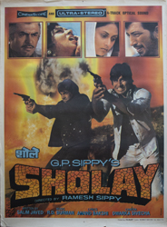 UNITED PRODUCERS AND SIPPY FILMS (Ramesh Sippy)