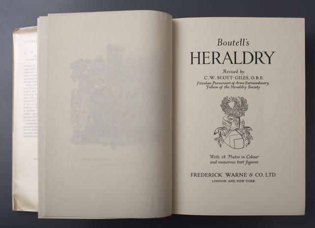 Boutell's Heraldry