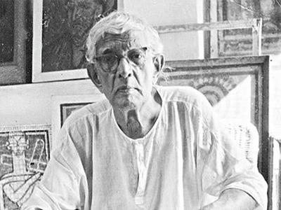 JAMINI ROY (1887 -1972) : Overview
