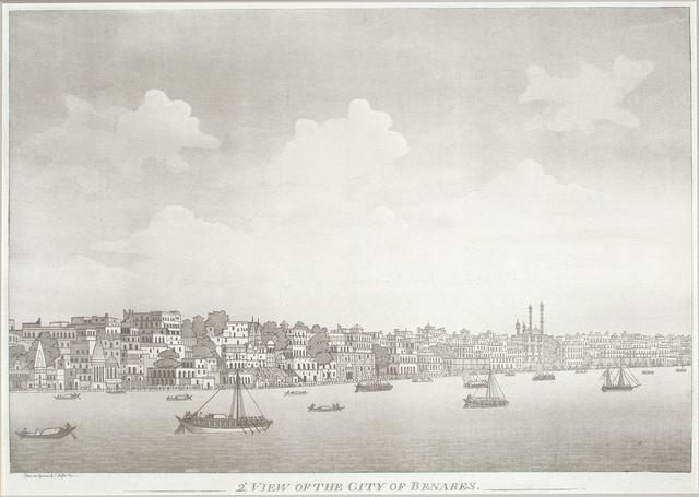 2ND VIEW OF THE CITY OF BENARES