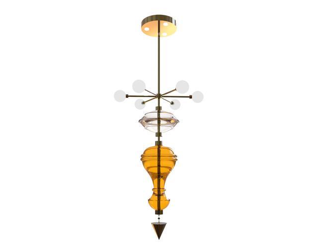 Shikhara Hanging Light 6' Edition