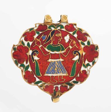 Sreenathji Minakari Pendant