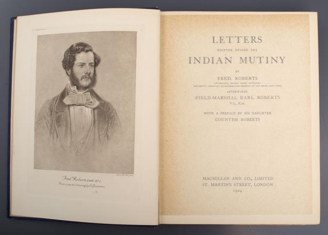 Letters written During the Indian Mutiny