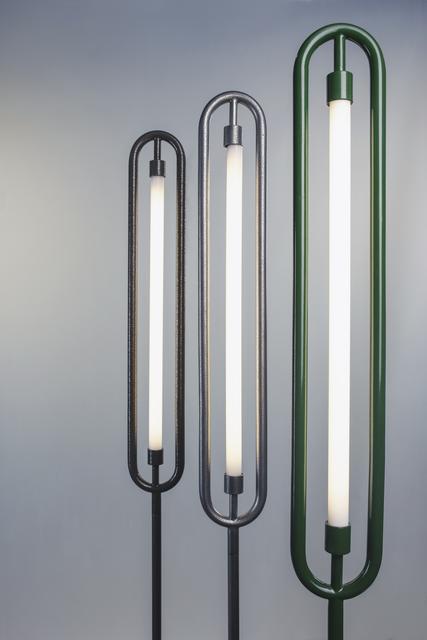 Loop Standing Lamp(Steel)