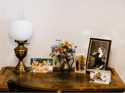 Antiques and their provenance
