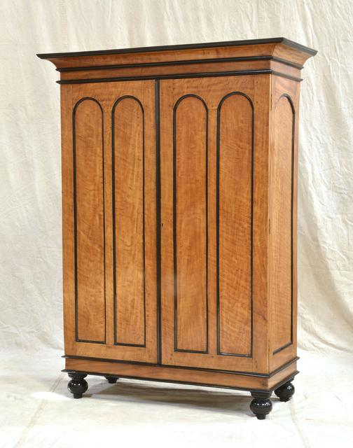 Anglo Indian Cabinet and Stand