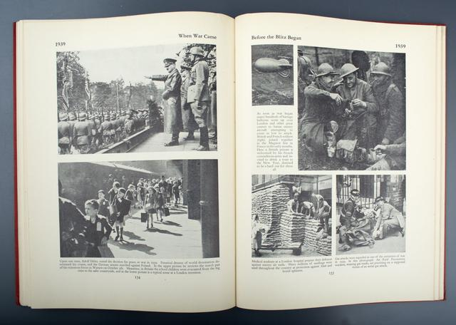 The Picture Story of Fifty Years 1900 - 1950