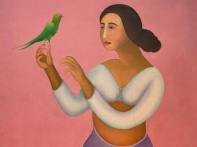 Manjit Bawa: the lyrical painter