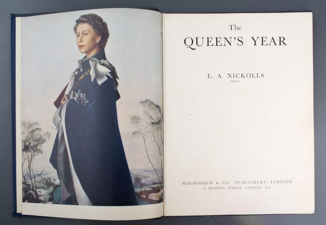 The Queen's Year