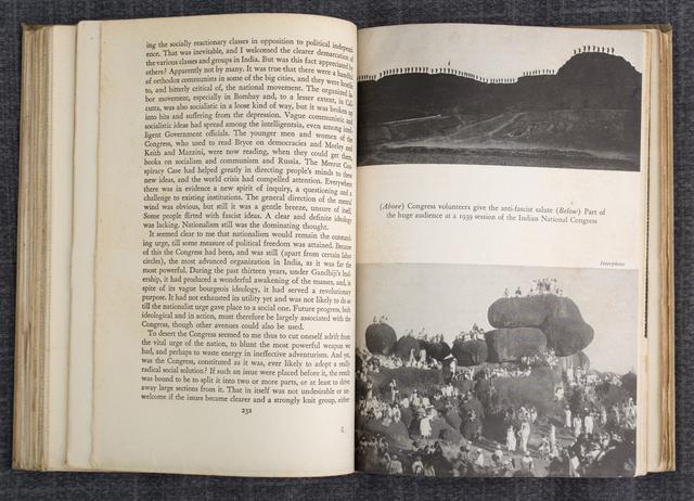 Towards Freedom: Autobiography of Jawaharlal Nehru