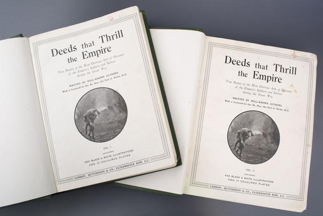 Deeds that Thrill the Empire