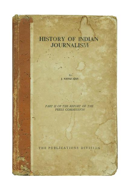 HISTORY OF INDIAN JOURNALISM