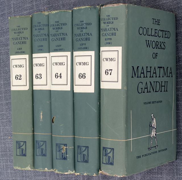 Collected Works of Mahatma Gandhi