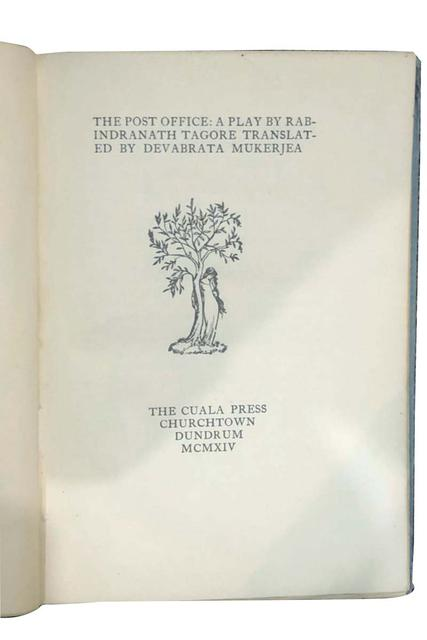 THE POST OFFICE: A PLAY BY RABINDRANATH TAGORE