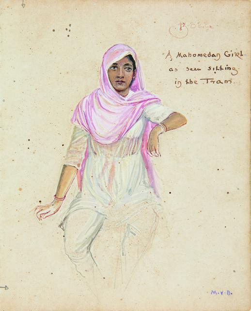 A MOHAMEDAN GIRL