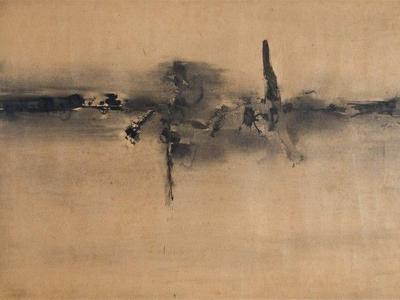 Valuing V S Gaitonde' Canvases