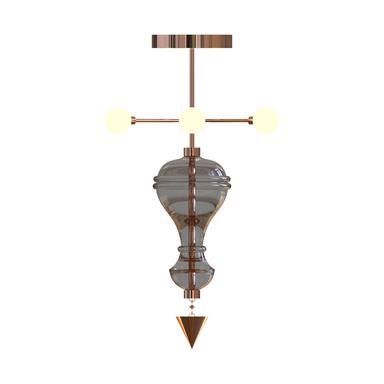 Shikhara Hanging Light 4' Edition